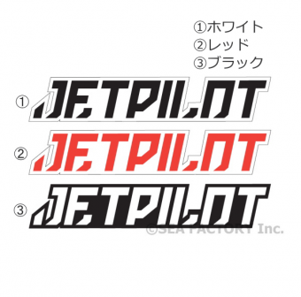<img class='new_mark_img1' src='https://img.shop-pro.jp/img/new/icons5.gif' style='border:none;display:inline;margin:0px;padding:0px;width:auto;' />JETPILOT 8 コープ デカール(ブラック/レッド/ホワイト)