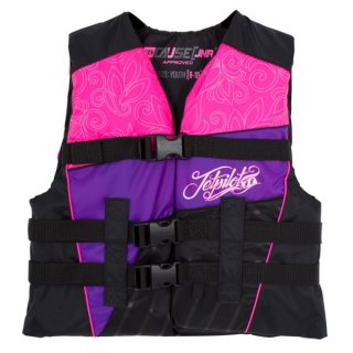 <img class='new_mark_img1' src='https://img.shop-pro.jp/img/new/icons42.gif' style='border:none;display:inline;margin:0px;padding:0px;width:auto;' />JETPILOT THE CAUSE F/E KIDS NYLON VEST(CHILD・ピンク)