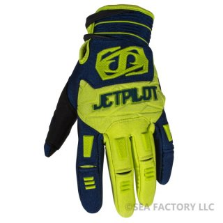 JETPILOT 2017 MATRIX RACE GLOVE(ブルー/ライム)