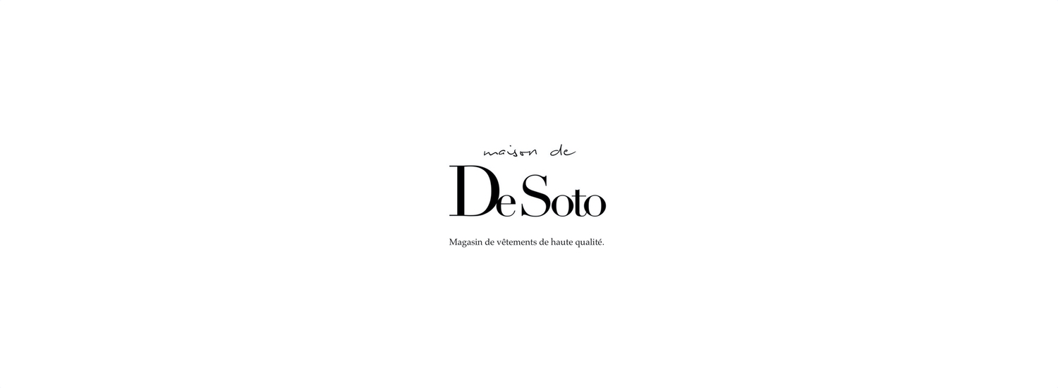 DeSoto CLOTHING COMPANY