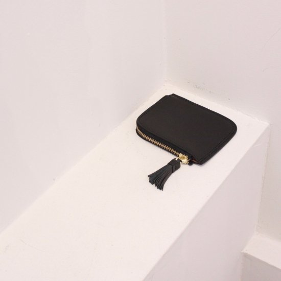 Yammart  tassel flat case -S- [ブラック]
