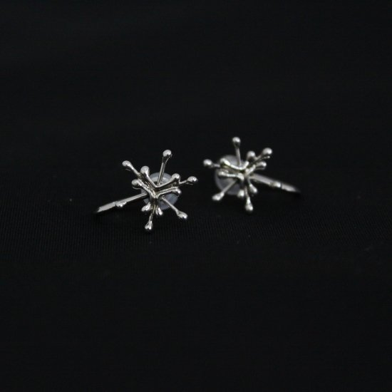 Art Jewelry Marble  結晶  [ イヤリング  ]