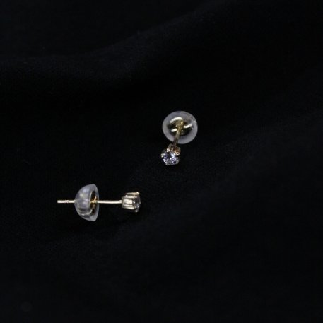 <img class='new_mark_img1' src='https://img.shop-pro.jp/img/new/icons14.gif' style='border:none;display:inline;margin:0px;padding:0px;width:auto;' />Art Jewelry Marble   ダイヤピアス  [ 約0.06ct ]