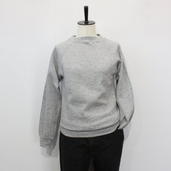 <img class='new_mark_img1' src='https://img.shop-pro.jp/img/new/icons14.gif' style='border:none;display:inline;margin:0px;padding:0px;width:auto;' />80s DEAD STOCK sweat [gray]