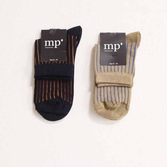 mp Denmark    ショート リブラインソックス
