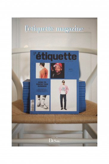 <img class='new_mark_img1' src='https://img.shop-pro.jp/img/new/icons14.gif' style='border:none;display:inline;margin:0px;padding:0px;width:auto;' />l'etiquette magazine  #6
