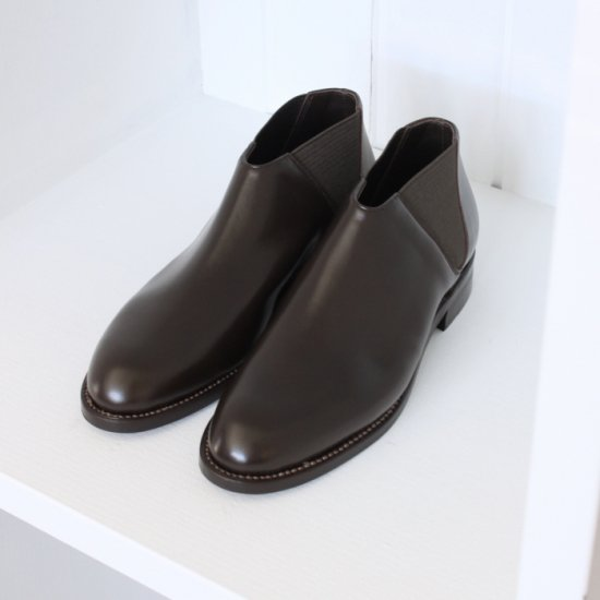 <img class='new_mark_img1' src='https://img.shop-pro.jp/img/new/icons14.gif' style='border:none;display:inline;margin:0px;padding:0px;width:auto;' />beautiful shoes   MIDDLECUT SIDEGORE  [brown]