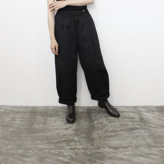 <img class='new_mark_img1' src='https://img.shop-pro.jp/img/new/icons14.gif' style='border:none;display:inline;margin:0px;padding:0px;width:auto;' />Masnou design  pants [Charcoal]