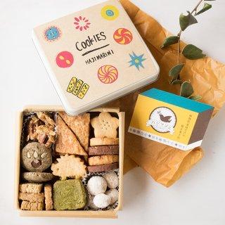 【予約品】ハジマリニのクッキー缶