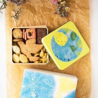 【予約品】夏季限定 レモンのクッキー缶