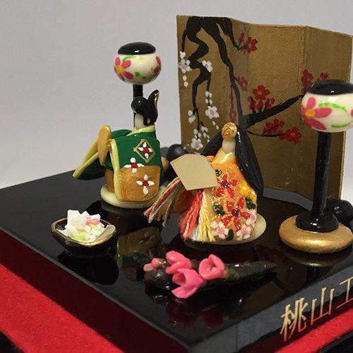 親王飾り −舞− No.002