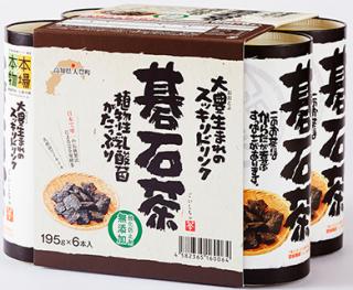 碁石茶カート缶6本パック (195g×6本)