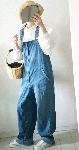 【sale!!】  ドット柄のフリル衿シャツ