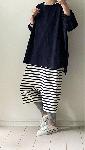 ゆったりTシャツ(長袖・半袖)・handmade