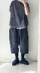 刺繍が可愛いドルマンブラウス
