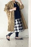 【新色追加】ダンプワッシャー のオーバーコート