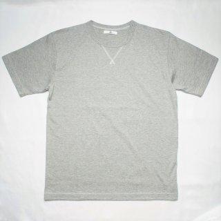 B普通袖Tシャツ【国産・日本製】無地/綿100%/ガゼット付/メンズ
