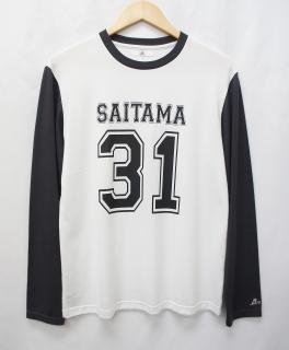 31 SAITAMA Tシャツ-白(メンズ)