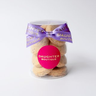 ココナッツ&マカダミア グルメクッキー 円筒ケース入りの商品画像