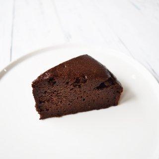 【冷凍】ヴィーガン&グルテンフリー ガトーショコラ 2カットsetの商品画像