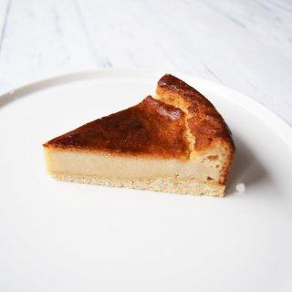 ヴィーガン&グルテンフリー 酒粕ヴィーガンチーズケーキ 2カットsetの商品画像