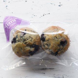 【冷凍】朝食用マフィン ブルーベリー 2個セット ヴィーガン&グルテンフリーの商品画像