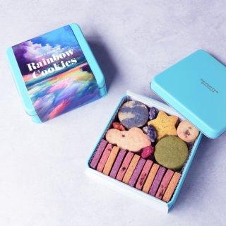 レインボークッキー缶 ※紙袋なし の商品画像