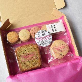 【メール便送料無料】ポストに届くパウンドケーキ&クッキーアソートセットの商品画像