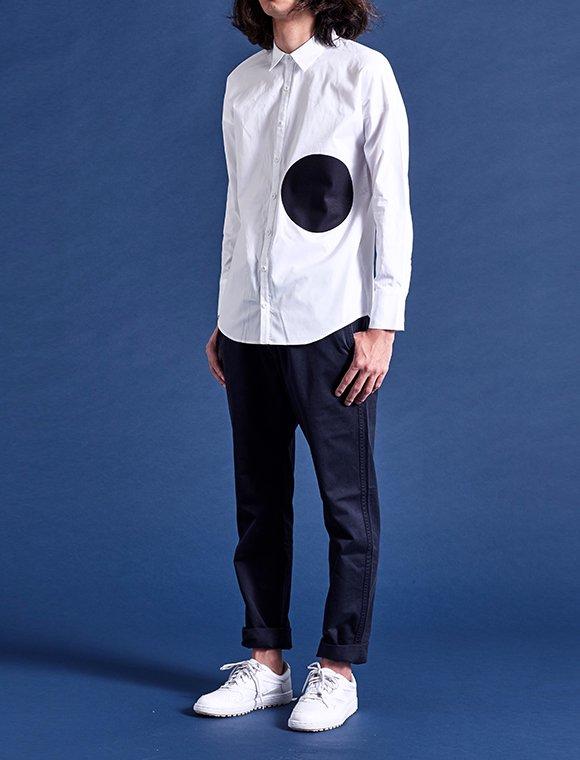 large circle shirt