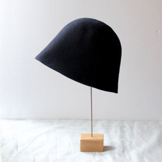 mature ha./free hat back stitch(dark navy)