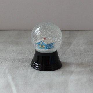 PERZY/スノードーム(45mm/雪の山小屋)