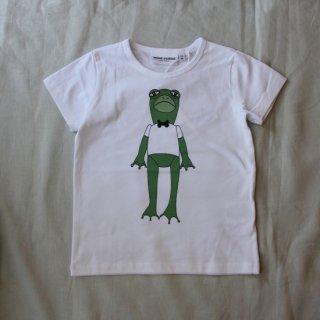 mini rodini/FROG SP Tシャツ(green)【30%off】