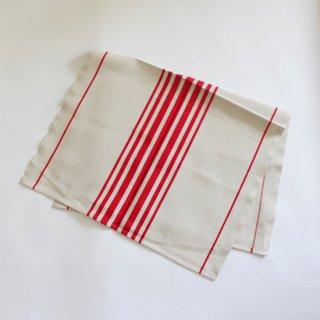 ONA-TISS/バスクリネン SAFARI キッチンタオル(Rouge)