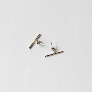 REBECCA GLADSTONE JEWELLERY/バーピアス(silver)