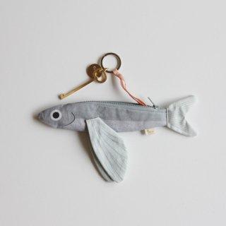DON FISHER/魚のキーリング(トビウオ)