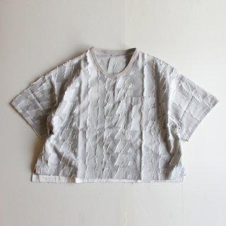 sneeuw/カットJQプルオーバー(grey)【price down】