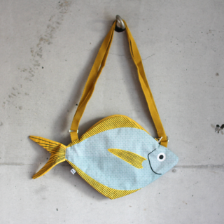 DON FISHER/撥水加工トートバッグ(コバンアジ)