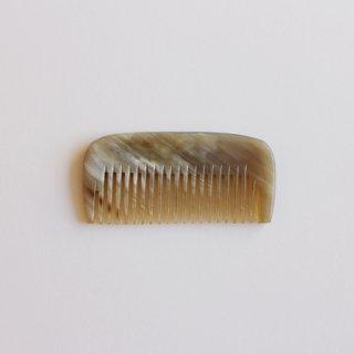 KOSTKAMM/ウォーターバッファローホーン ポケットコーム 8cm wide(3)