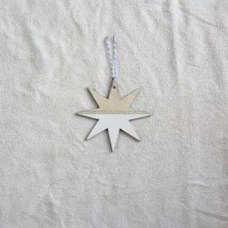 THE GREAT LAKES GOODS/ウォールチャーム〈STARDUST (White)〉