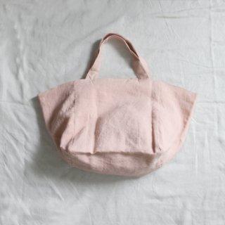 STRIPE/トートバッグ big long(linen pink)