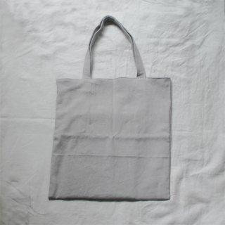 STRIPE/トートバッグ mens(cotton linen grey)