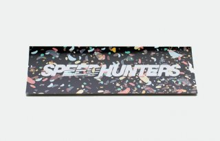 SPEEDHUNTERS SPLATTER BUMPER STICKER