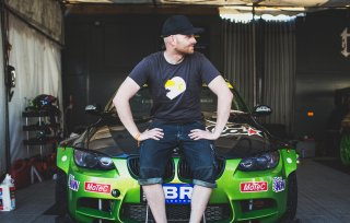SPEEDHUNTERS GATEBIL 2016 T-SHIRT