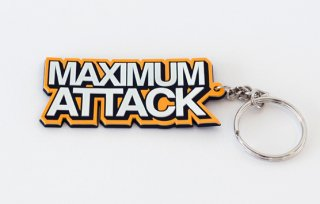 Maximum Attack Key Chain