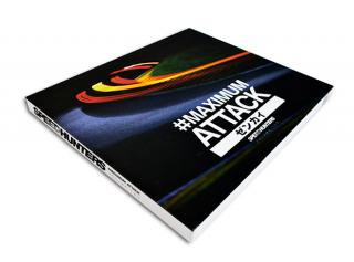 #MaximumAttack Slipcase Book