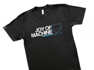 <img class='new_mark_img1' src='//img.shop-pro.jp/img/new/icons41.gif' style='border:none;display:inline;margin:0px;padding:0px;width:auto;' />Black Joy Of Machine T-Shirt
