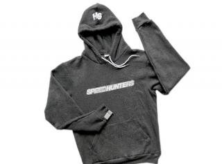 Dark Gray Heather Speedhunters Hoodie