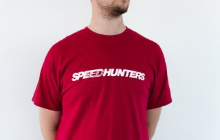Speedhunters Event T-Shirt Cardinal Red