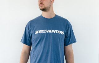 Speedhunters Event T-Shirt Indigo Blue
