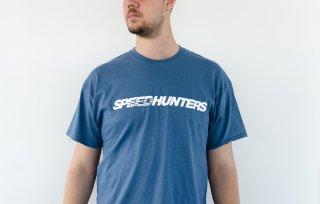 Speedhunters Event T-Shirt Indigo Blue